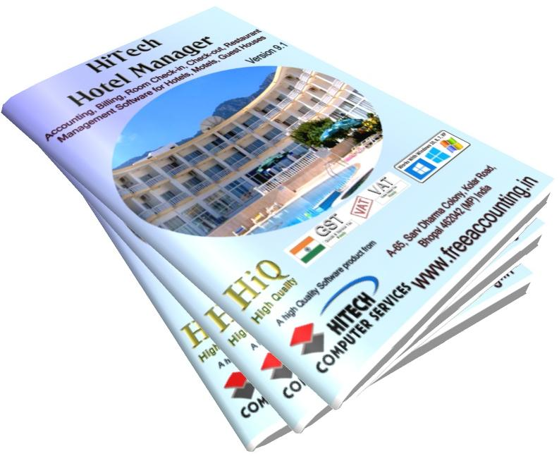 Hotel Accounting Software Brochure 1