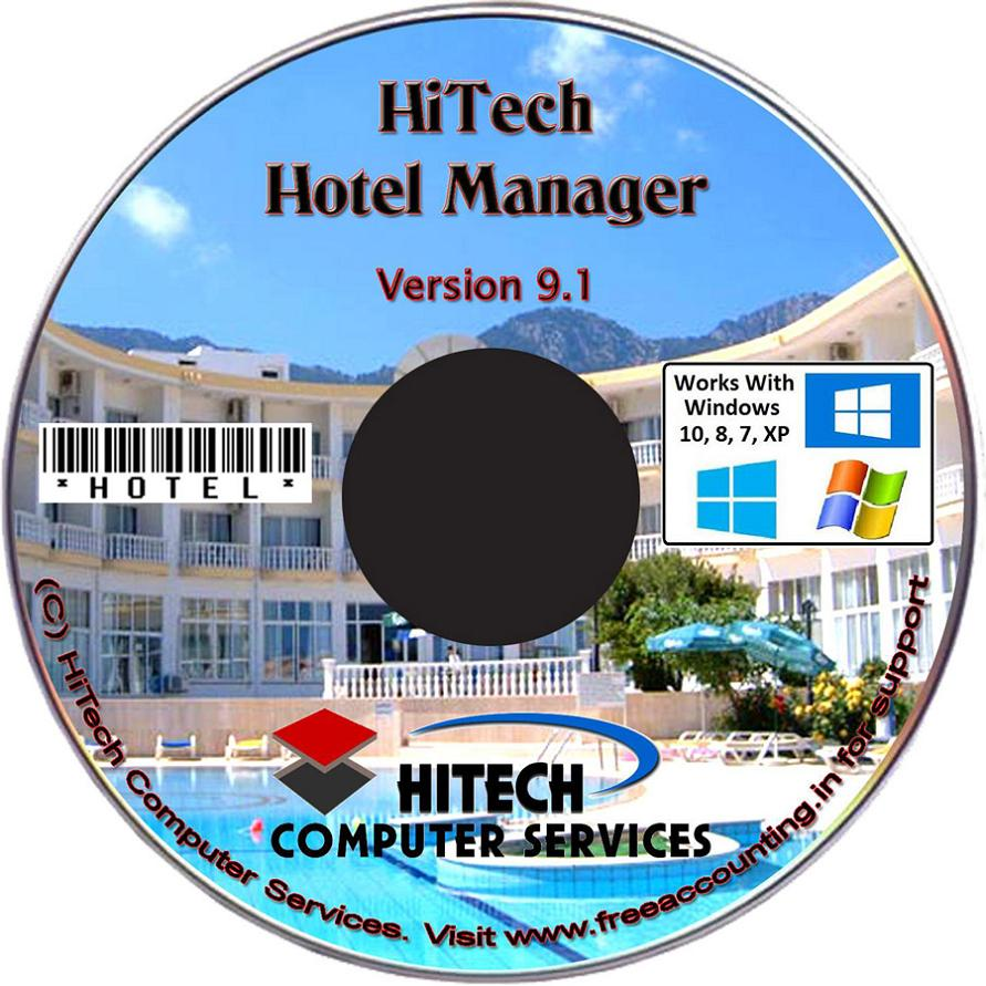 Hotel Accounting Software CD
